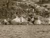 Calagrande vista dal mare (1935 circa)